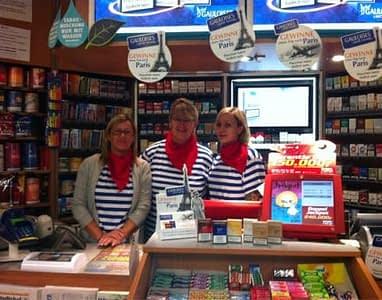 Salespromotion Gauloises