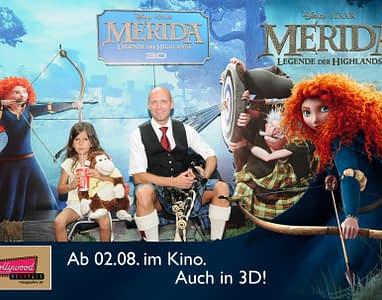 Merida Fotopromotion Disney