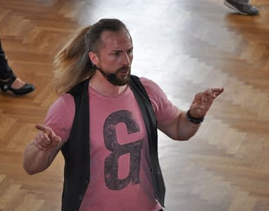 Veranstaltungsorganisation Rheuma Bewegt Tanzsalon
