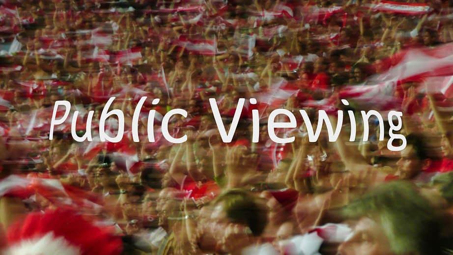 Public Viewing Agentur Neutor