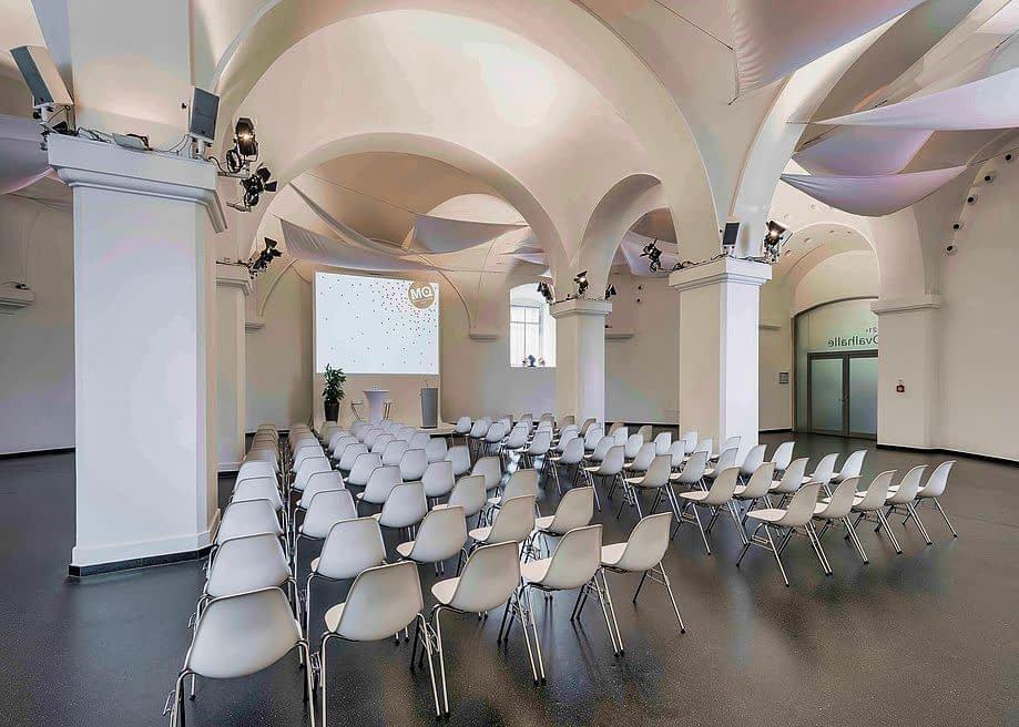 Ovalhalle Museumsquartier Eventlocation Agentur Neutor