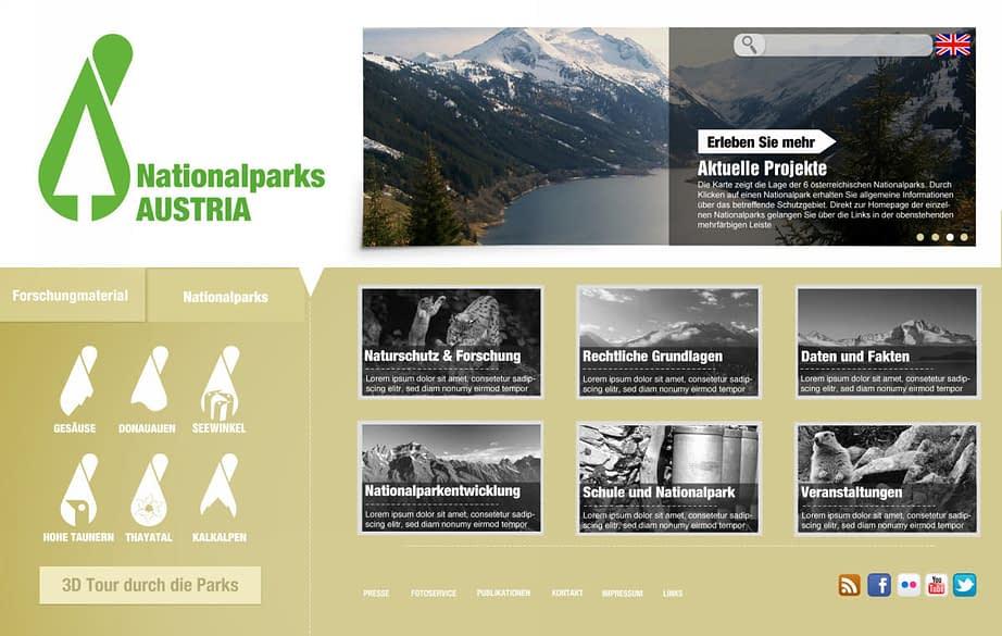 Agentur Neutor Nationalparks Austria